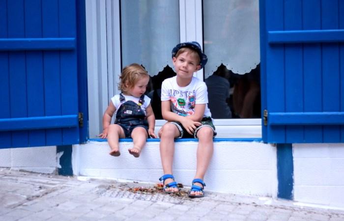 Cu familia in Grecia Thassos