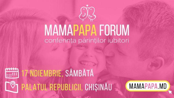 MamaPapa Forum 2018