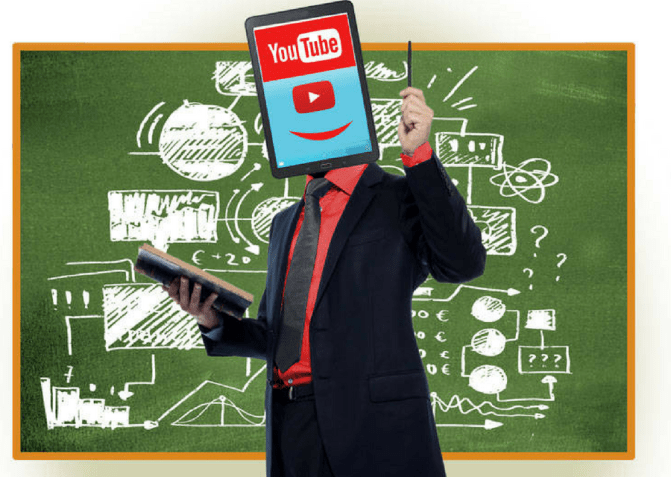 canales educativos en You Tube