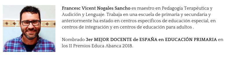 Francesc Vicent Nogales Sancho