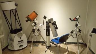 Expo instruments d'astronomie