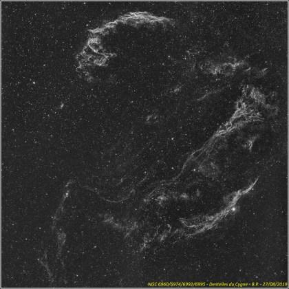 Rémanent de super nova âgé de 8 à 10000 ans environ distant d'environ 1500Al
