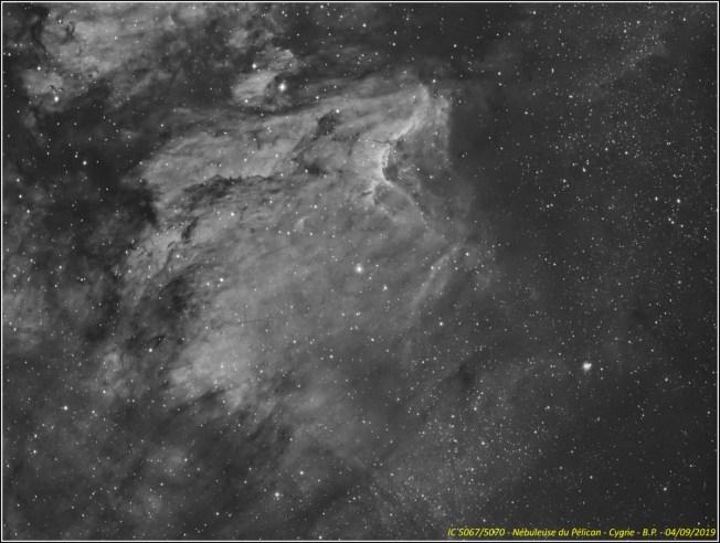 distante de 2000 Al environ, elle 2 fois la surface de la pleine Lune