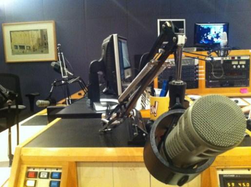 radio station personnel