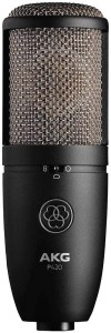 akg 100x300 - Home Studio Vocal Microphone Guide
