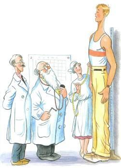 Дядя Стёпа доктора рост длинный высокий