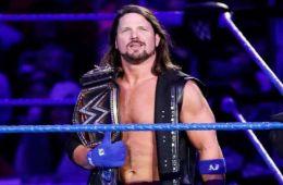 ¡Posible Spoiler! Este sería el rival de Aj Styles para SummerSlam 2018