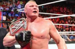 ¿Cuándo volverá Brock Lesnar a WWE RAW?