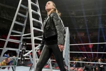 ¿Hizo Ronda Rousey un turn heel en WWE TLC?