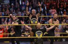 ¿Por qué Undisputed Era no han sido ascendidos al roster principal de WWE?