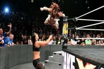 ¿Por qué el combate del NXT Women's Championship tuvo estipulación?