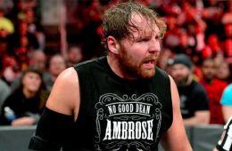 Últimas novedades acerca del regreso de Dean Ambrose