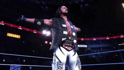 WWE 2K18 Ranking