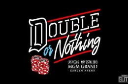 AEW anuncia Double or nothing el 25 de Mayo en Las Vegas