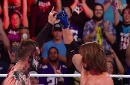 AJ Styles vs. Finn Balor WWE TLC