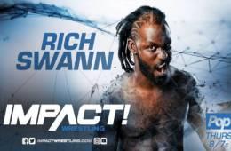 Actualización sobre el contrato de Rich Swann con Impact Wrestling