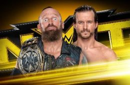 WWE noticias Adam Cole en NXT