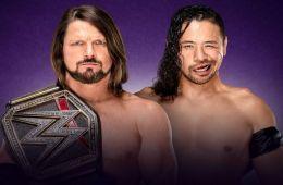 Aj Styles y Nakamura avivan su combate en Wrestlemania 34