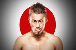 Akira Tozawa primer aspirante al NXT North American Championship