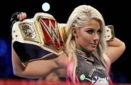 Alexa Bliss habla sobre Royal Rumble