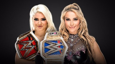 Alexa vs. Natalya Survivor Series