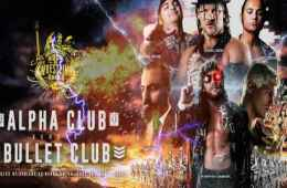 Alpha Club vs Bullet Club anunciado para el Chris Jericho's Rock N Wrestling Rager At Sea