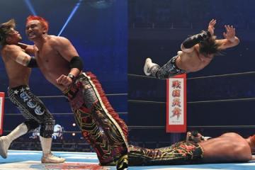 Análisis NJPW G1 Climax Grupo A