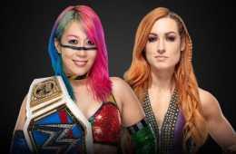 Asuka defenderá el campeonato femenino de Smackdown Live contra Becky Lynch en Royal Rumble
