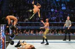 Audiencia de Smackdown Live en el show posterior a WWE TLC