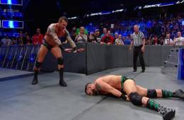 Audiencia de WWE Smackdown Live del 25 de Septiembre