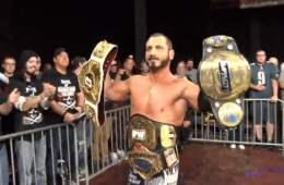 Austin Aries da un consejo a los luchadores de la WWE que no se sienten contentos