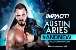 Austin Aries nuevo campeón en Impact Under Pressure