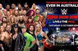 WWE noticias Australia