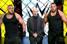 Authors of Pain en NXT tag team del año