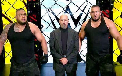 Authors of Pain en NXT