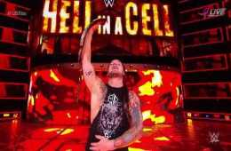 Baron Corbin Hell in a Cell