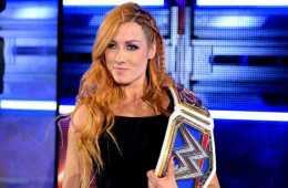 Becky Lynch aún no está habilitada para competir