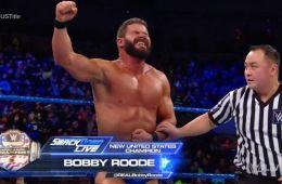 Bobby Roode campeón de los Estados Unidos