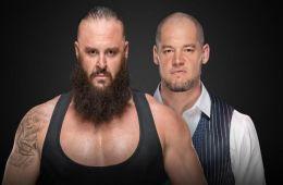 Braun Strowman se enfrentará a Baron Corbin en un TLC match con estipulaciones en TLC