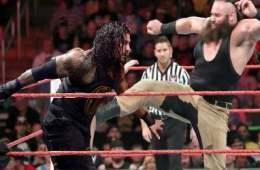 Braun Strowman vs. Roman Reigns rivalidad