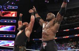 WWE noticias Braun Strowman y Bobby Lashley vencen en WWE Backlash