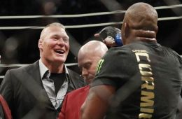 Brock Lesnar UFC