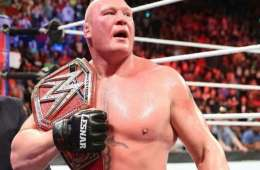 Brock Lesnar no garantiza salir de WWE después de Summerslam