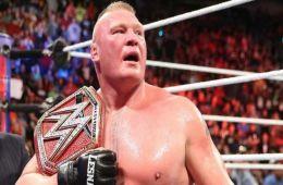 Brock Lesnar podría romper el record de CM Punk antes de abandonar WWE