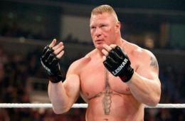 Brock Lesnar sigue sin poder a volver a luchar en Nevada