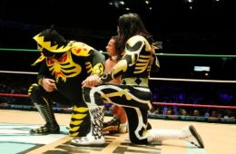 CMLL 1 junio