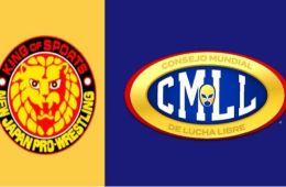 CMLL en Fantasticamania de NJPW