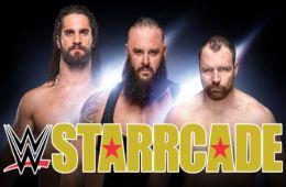 Cambios y actualización de la cartelera de WWE Starrcade 2018