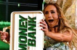 WWE noticias Carmella