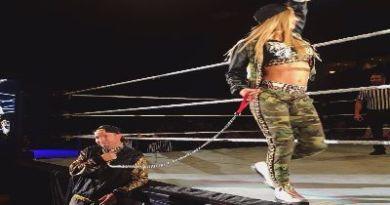 Resultados del live show de WWE Smackdown en Rio Rancho (23-09-17)